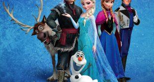 پوستر انیمیشن Frozen