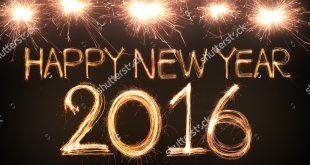 سال 2016 مبارک