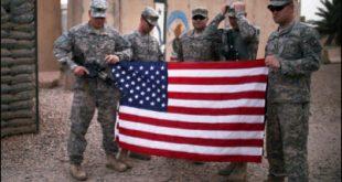 سربازان آمریکایی در سوریه