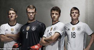 بازیکنان تیم ملی آلمان