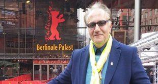 علی معلم در جشنوار برلین
