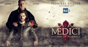 پوستر سریال Medici Masters of Florence