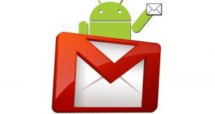 اکانت ایمیل در اندروید