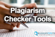 checking plagiarism