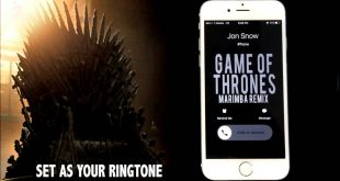 دانلود رینگتون سریال Game of Thrones