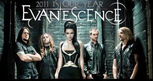 گروه Evanescence