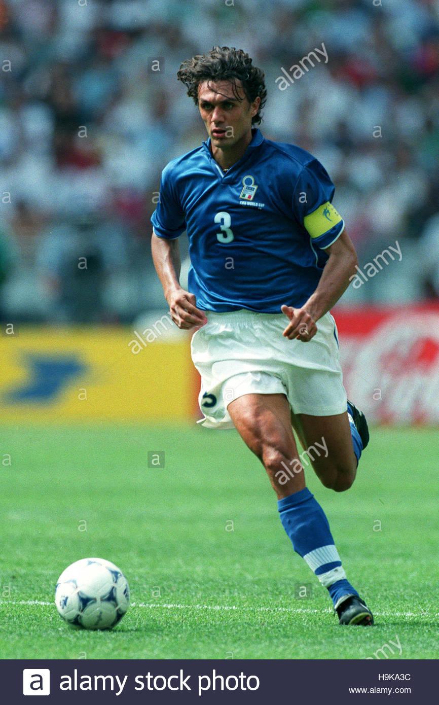 پائولو مالدینی ایتالیا در جام جهانی 1998