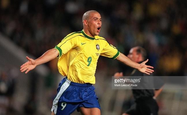 رونالدو برزیل جام جهانی 1998