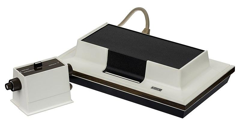 کنسول بازی Magnavox Odyssey