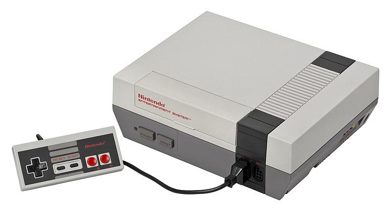بازی میکرو یا NES