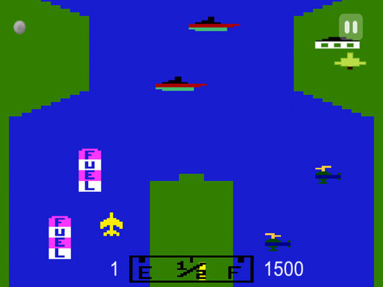 آتاری بازی هواپیما