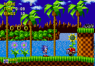 بازی Sonic the Hedgehog