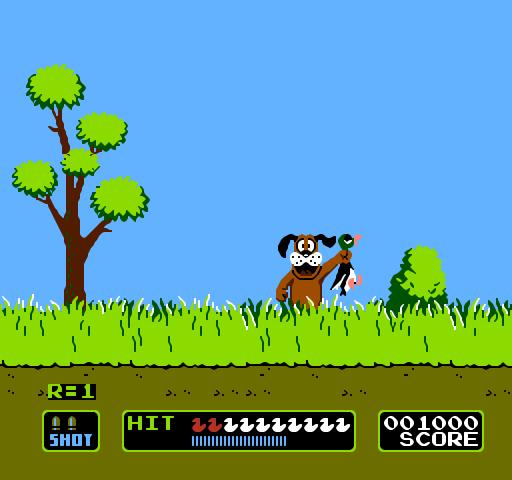 بازی Duck Hunt