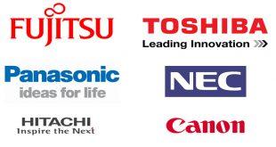 شرکتهای الکترونیکی ژاپن