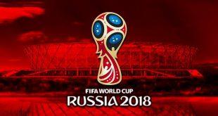 جام جهانی فوتبال روسیه 2018
