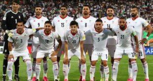 تیم فوتبال ایران در جام جهانی 2018 روسیه