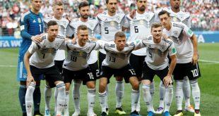 تیم فوتبال آلمان در جام جهانی 2018 روسیه