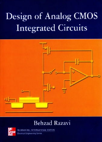 کتاب Design of Analog CMOS Integrated Circuits