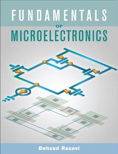 جلد اول کتاب Fundamentals of Microelectronics
