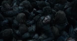مرگ جان اسنو